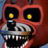FNaFWorld - Adventure Nightmare Foxy (Icono)