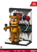 Fnaf3 PARTY WALL OutOfPackage