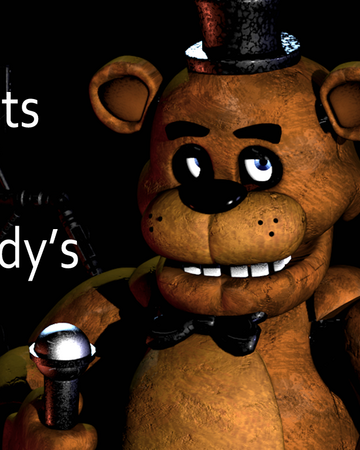 Scary Stories Freddy Demo Roblox - Five Nights At Freddys Wiki Freddy Fazbears Pizza Fandom