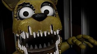 PLUSHTRAP JUST GOT A WHOLE LOT SCARIER Five Nights At Freddy's VR Help Wanted PART 2
