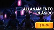 AllanamientoClasico - Tienda - FNaFAR