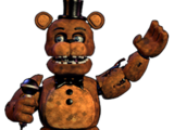Withered Old Freddy