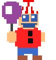 FNaF3 - BB's Air Adventure (Balloon Boy)