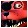 Rockstar Foxy Icon