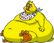 Already-Ate Chica