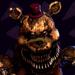 FNaF HW - Nightmare Fredbear - Icono