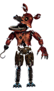 Nightmare foxy full body thank you image
