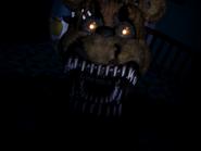 Nightmare freddy drugi jumpscare 25