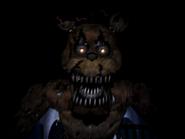 Nightmare freddy drugi jumpscare 5