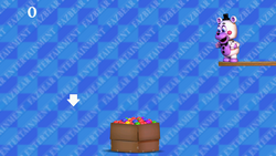 Discount Ball Pit (Minijuego) - Captura de pantalla (FFPS)