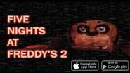 Five Night's at Freddy's 2 Remaster - Mobile