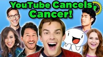 CancelCancer LIVE w Game Theory St. Jude (Ft. Markiplier, Try Guys, TheOdd1sOut, and MORE!)