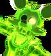 FNaF AR - Radioactive Foxy (Icono - Taller)