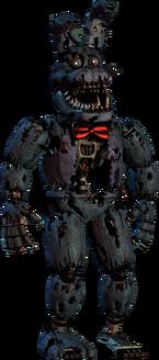 FNaF4 - Extra (Nightmare Bonnie)