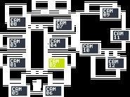 FNaF2 - Mapa (CAM 02)