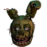 Springtrap Head Demo