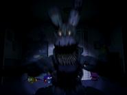 Nightmare bonnie drugi jumpscare 7