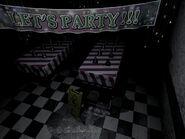 FNaF 2 - Party Room 2 (Luz apagada)