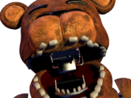 Withered freddy jumpscare 7