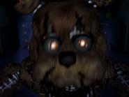 Nightmare freddy pierwszy jumpscare 18