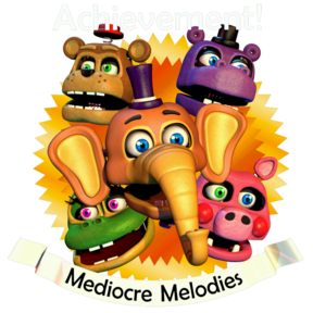 Mediocre Melodies