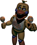 Rockstar Chica right unused