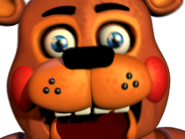 Toy freddy jumpscare 8