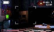 FNaF 2 (Móvil) - Office (Left Air Vent)