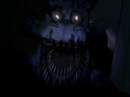 Nightmare bonnie pierwszy jumpscare 5