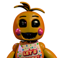 FNaF2 - Toy Chica (Textura)