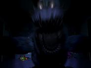 Nightmare bonnie drugi jumpscare 9