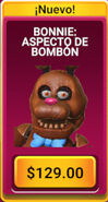 BonnieBombónSkin - Tienda - FNaFAR