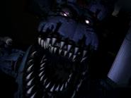 Nightmare bonnie pierwszy jumpscare 16