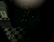 FNaF3 - CAM 04 (Phantom Mangle)