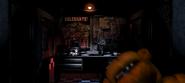 Freddy pierwszy jumpscare 4