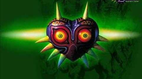 Majora's Mask Clock Town Day 2