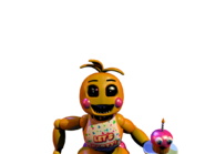 Toy chica jumpscare 1