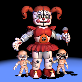 Baby | Five Nights at Freddy's Wiki | FANDOM powered by Wikia