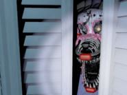 FNaF4 - Armario (Nightmare Mangle - 4ta posición, iluminado)