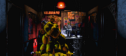 FNaF - Office (Golden Freddy - Iluminado)