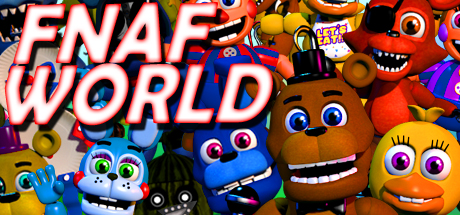 FNaF World | Five Nights at Freddy's Wiki | FANDOM powered