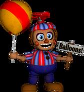 FNaF VR - Balloon Boy