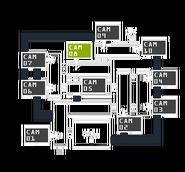 FNaF3 - Mapa (CAM 08)
