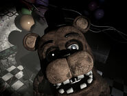 FNaF 2 - Party Room 3 (Freddy)