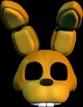 Spring-Bonnie head
