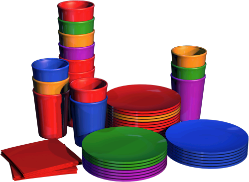 FileColorful Cups and Plates.png  sc 1 st  Five Nights at Freddyu0027s Wiki - Fandom & Image - Colorful Cups and Plates.png | Five Nights at Freddyu0027s Wiki ...