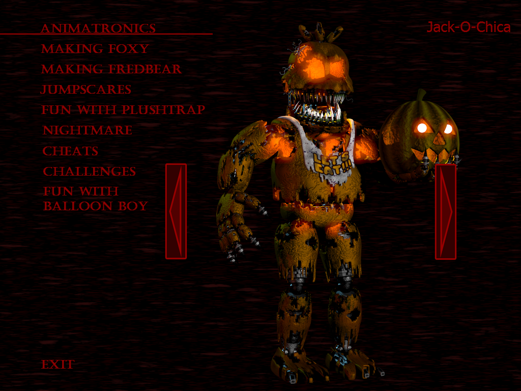Image - Jack o chica by thatguy395-d9ey89t.png | Five Nights at ...