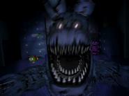 Nightmare bonnie drugi jumpscare 16