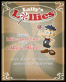 Lally's Lollies Poster