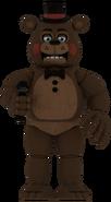 FNaF HW - Toy Freddy - Escenario
